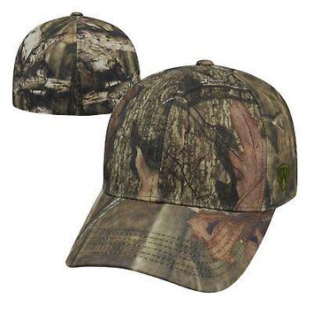 Licensed Camo Official One Fit Large Premium Cuff Hat Cap by Top of the World 432823 KO_19_1