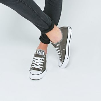 Converse All Star OX Shoes - Charcoal