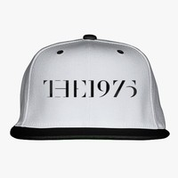 The 1975 Embroidered Snapback Hat