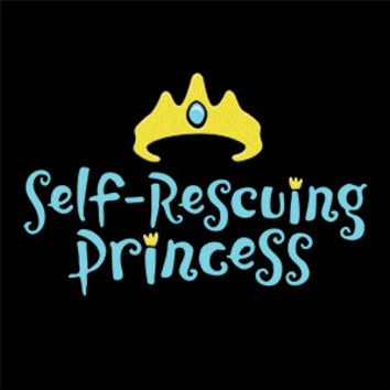 Self-Rescuing Princess Ladies' Tee