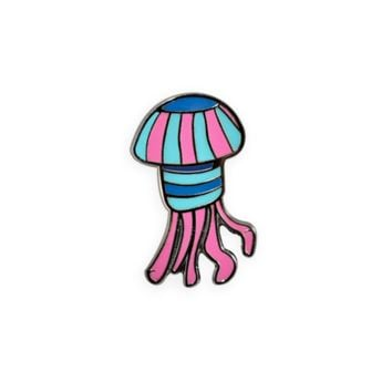 Jellyfish Pin