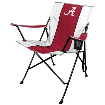Alabama Crimson Tide NCAA Tailgate Chair and Carry Bag