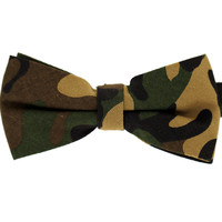 Tok Tok Designs Formal Dog Bow Tie for Medium & Large Dogs (B189, 100% Cotton)