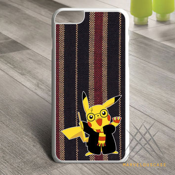 Pikachu Harry Potter Custom case for iPhone, iPod and iPad