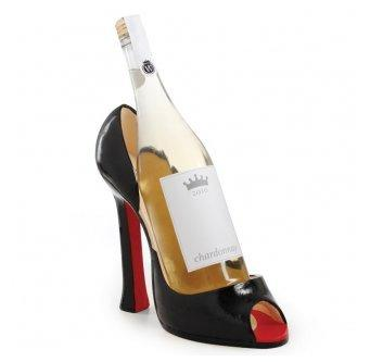 Diva Noir Wine Bottle Holder