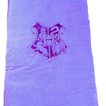 Harry Potter Squashy Purple Sleeping Bag as featured in the 'Prisoner of Azkaban'. - weight