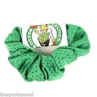 Boston Celtics Hair Twist Scrunchie Set of Two