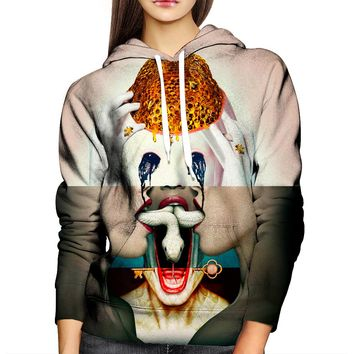 American Horror Story Collage Womens Hoodie