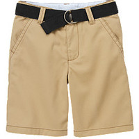 Uniform Belted Short