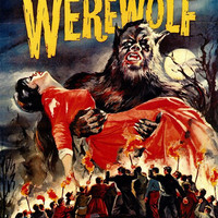 The Curse of the Werewolf 27x40 Movie Poster (1961)