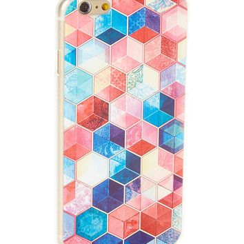 Over the Moroccan Rainbow Hard Case for iPhone 7