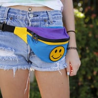 PATCHED FANNY PACK