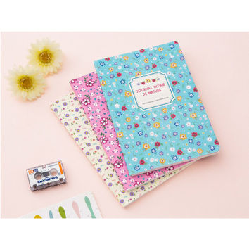 2015 Ardium Flower pattern nature monthly journal planner