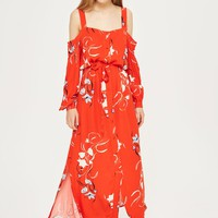 Floral Maxi Dress by YAS | Topshop
