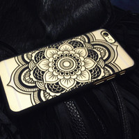 Beautiful Cute Lace Case Cover for iphone 5s 6 6s Plus