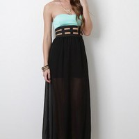 Captivating Hold Maxi Dress