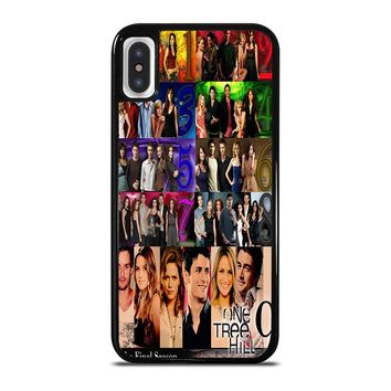 ONE TREE HILL iPhone X / XS case