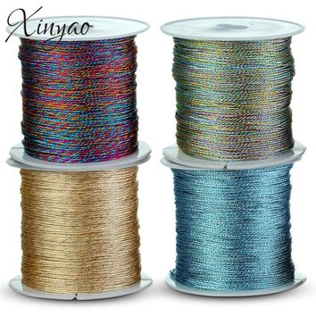 1roll/lot Diameter 0.2/0.4/0.6/0.8/1.0mm Inelastic Strong Nylon Beading Cord Macrame String Thread Diy Jewelry Fupplies F5192