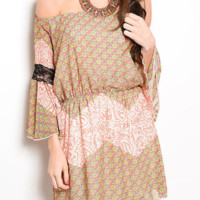 Bohemian Nights Dress