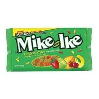 Just Born Mike and Ike Candy, Original Fruits, 4.5 Pound
