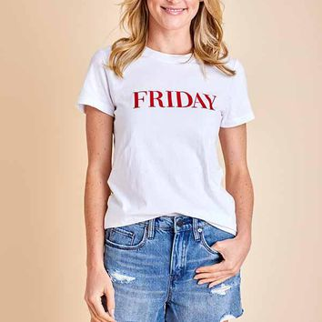 BB Dakota Friday Tee