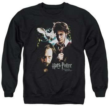 Harry Potter - Harry And Sirius Adult Crewneck Sweatshirt Officially Licensed Apparel