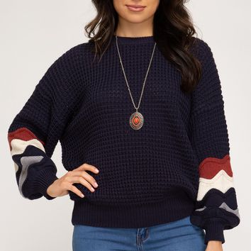 Let's Be Friends Sweater