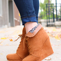 Rusty Fox Bootie