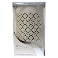 Home Scents Electric Wax Melt Warmer - White
