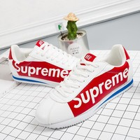 Supreme Unisex Fashion Casual Sports Height Increase Shoes [105072623628]