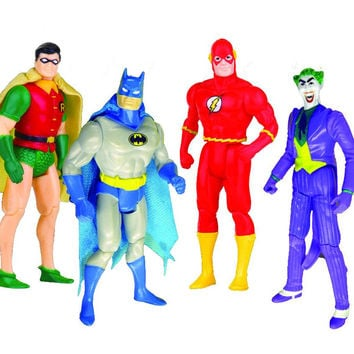 DC Superpowers Micro-Figures Series 1 Asst