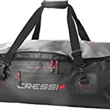 Waterproof Bag for Scuba Freediving Equipment - 135 Liters Capacity | GORILLA PRO XL by Cressi: quality since 1946