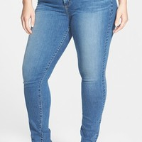 Plus Size Women's KUT from the Kloth 'Diana' Stretch Skinny Jeans