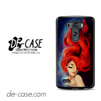 Ariel The Little Mermaid Art For LG G3 Case Phone Case Gift Present YO