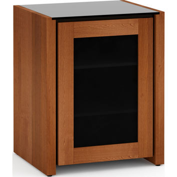 Corsica Audio Rack Cabinet or TV Stand American Cherry