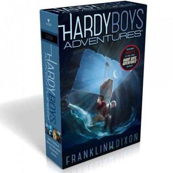 Hardy Boys Adventures: Secret of the Red Arrow / Mystery of the Phantom Heist / The Vanishing Game / Into Thin Air (Hardy Boys Adventures)