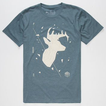 IMPERIAL MOTION Stag Mens T-Shirt | Graphic Tees