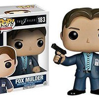 Funko Pop TV: X-Files - Fox Mulder Vinyl Figure xyz