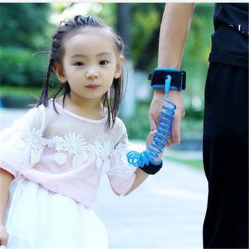 Kids Baby Safety Bracelet Harness Leash Strap for Children Anti-lost Wrist Link Band Security Bracelet Child Children's Leash