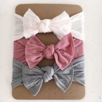 Bow Set, Favorites Collection