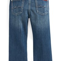 7 For All Mankind 'Austyn' Relaxed Straight Leg Jeans (Toddler Boys)