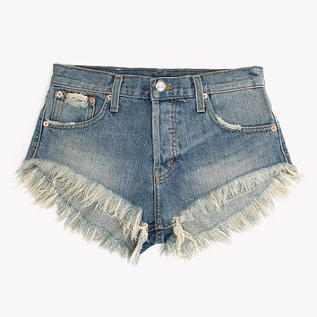 Classic Major Babe Cut Off Shorts