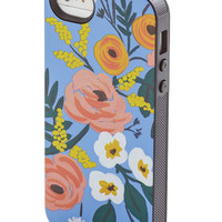 Rifle Paper Co Travel Enthrall Anytime iPhone 5, 5s Case