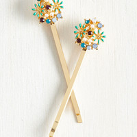 Strong Set of Florals Hair Pin Set | Mod Retro Vintage Hair Accessories | ModCloth.com