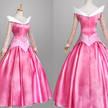 Aurora Dress, Aurora Costume, Aurora Costume