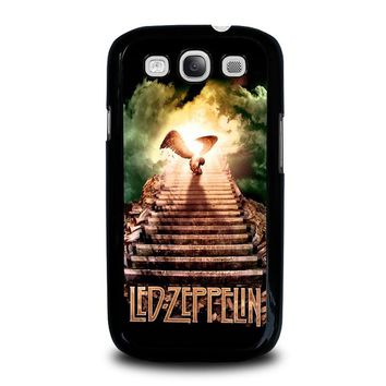 LED ZEPPELIN STAIRWAY TO HEAVEN Samsung Galaxy S3 Case Cover