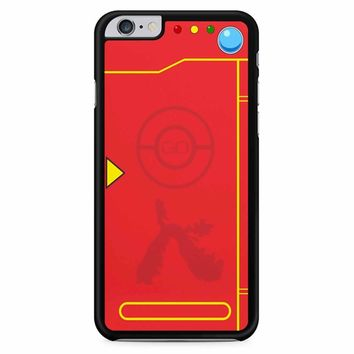 Pokemongo Team Valor Pokedex iPhone 6 Plus / 6S Plus Case