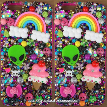 Phone Case -- iPhone 6 -- Sweet Springtime Kawaii