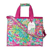 Insulated Cooler in Spot Ya by Lilly Pulitzer - FINAL SALE