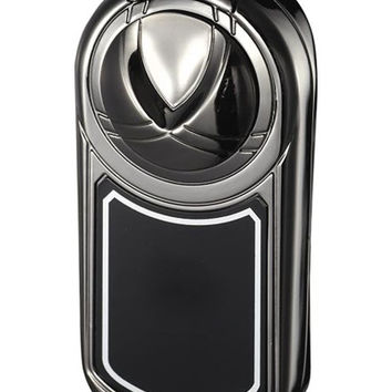 Visol Dobrev Single Jet Flame Gunmetal Cigar Lighter